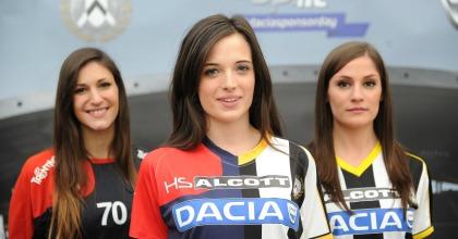 Maglia speciale Udinese Dacia pallamano