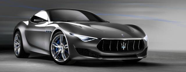 Maserati Alfieri concept auto elettrica