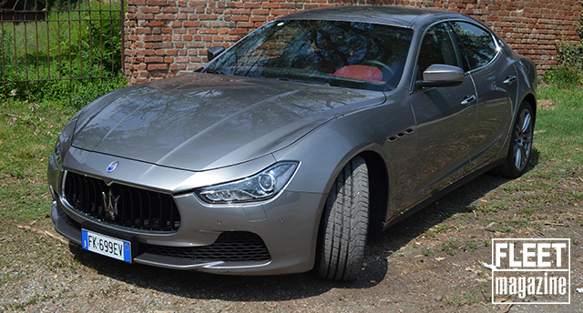 Maserati Ghibli SQ4 prova su strada