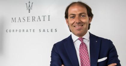 Maserati flotte aziendali Marco Dainese