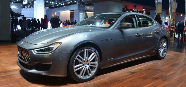 Maserati flotte aziendali nuova Ghibli