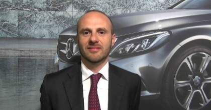Massimiliano Gardoni, Mercedes-Benz Italia