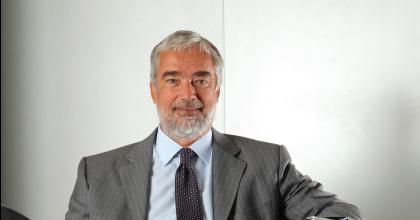 Massimo Nordio, presidente dell'Unrae