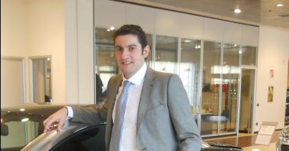 Maurizio Bottari, direttore vendite di Peugeot Finance