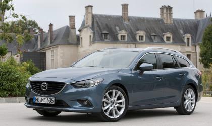 La Nuova Mazda6 Wagon