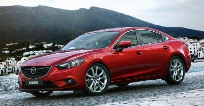 Nuova Mazda6 2014