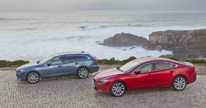 Mazda6 berlina e Wagon 2014