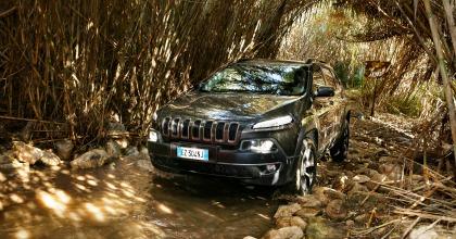Mercato auto 2015 Jeep in azione