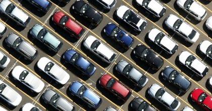Mercato auto, crescita