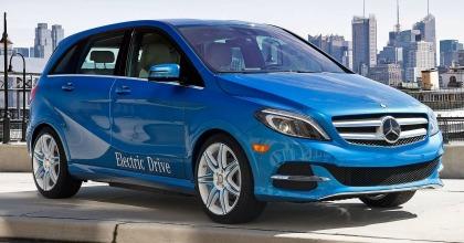 Mercedes-Benz B Class Electric Drive 2015