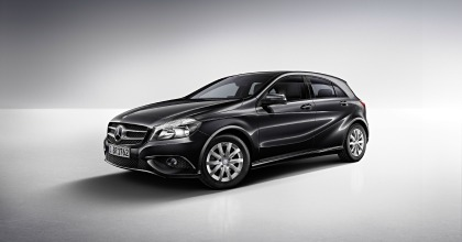 Mercedes-Benz Classe A, esterno
