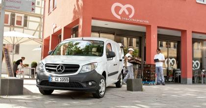 Mercedes Benz Citan