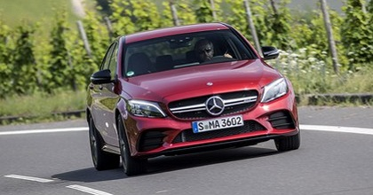 Nuova Mercedes Classe C restyling