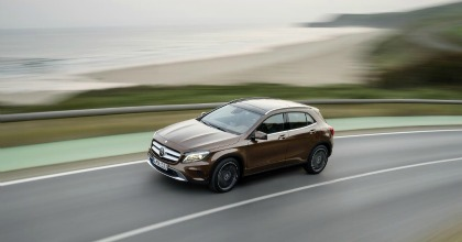 Mercedes GLA, crossover