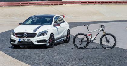 Partnership AMG-Mercedes e Rotwild