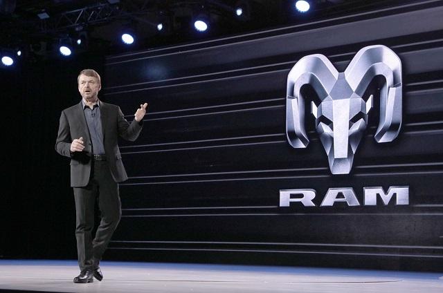 Michael Manley presidente Jeep e RAM