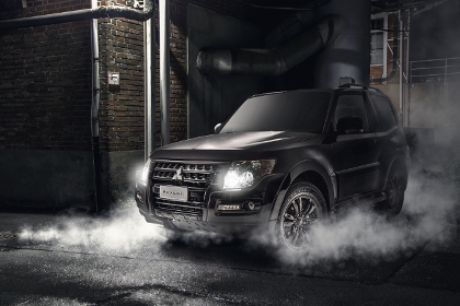 Mitsubishi Pajero One/Hundred