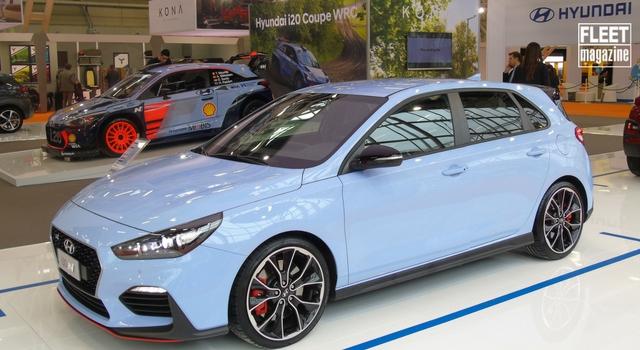 Motor Show 2017 Hyundai i30 N sportiva