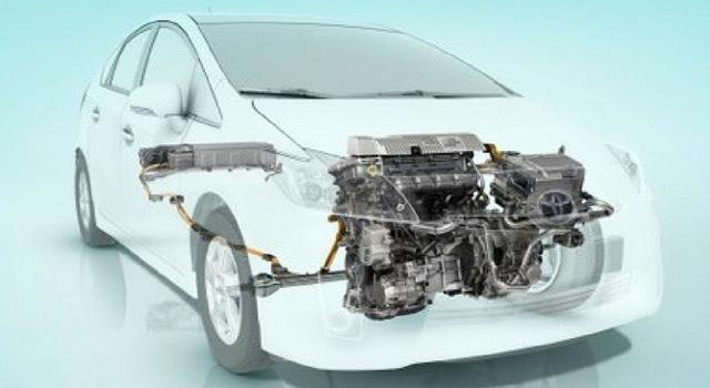 Motori ibridi full hybrid