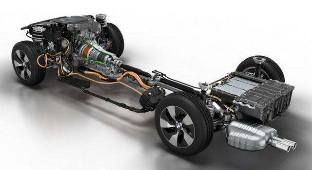 Motori ibridi auto funzionamento