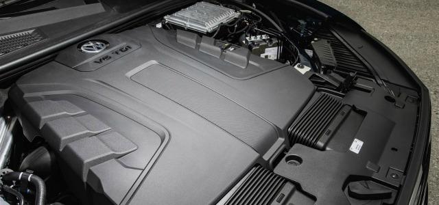 Motori nuova Volkswagen Touareg 2018