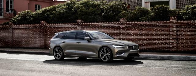 Motori nuova Volvo V60