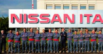 Nissan italia sede ideale di lavoro