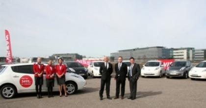 Nissan Leaf Avis Danimarca