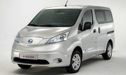 Nissan e-NV200 elettrica