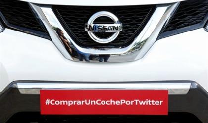 Comprare un'auto su Twitter