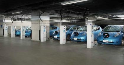 Nissan partecipa al progetto