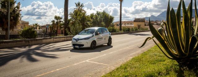 Noleggio auto elettriche Sicilia