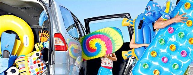 Noleggio auto vacanze estive