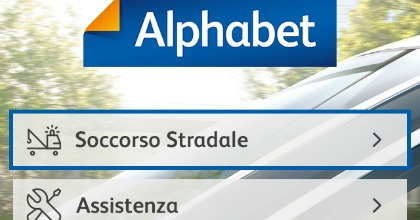 Noleggio lungo termine Alphabet Mobility Services