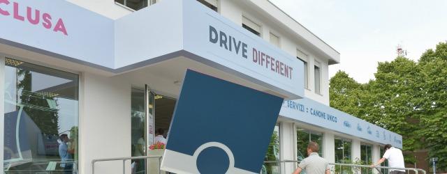 Noleggio lungo termine pmi Drive Different Car Server