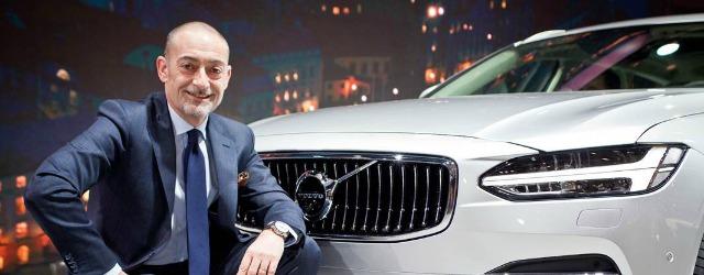 Nomina Michele Crisci nuovo presidente Unrae