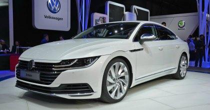Nuova Volkswagen Arteon