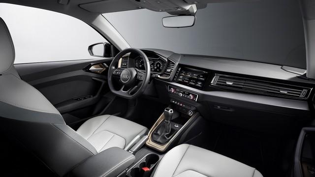 Sistemi ADAS di nuova Audi A1 Sportback