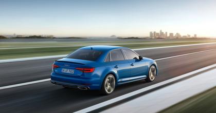 Nuova Audi A4 2019