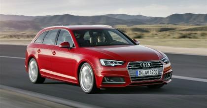Nuova Audi A4 Avant 2015
