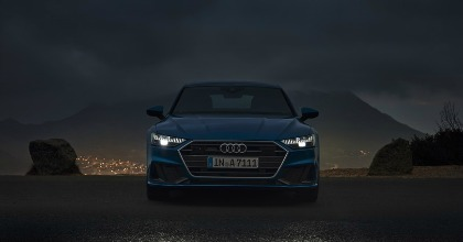 Nuova Audi A6 2018 teaser