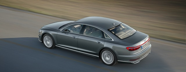 nuova Audi A8 flotte aziendali