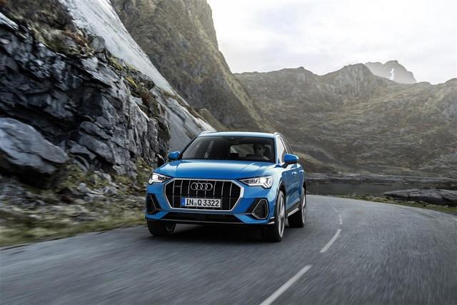 Motori di nuova Audi Q3