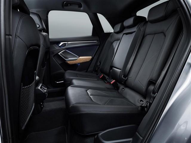 Sedili nuova Audi Q3