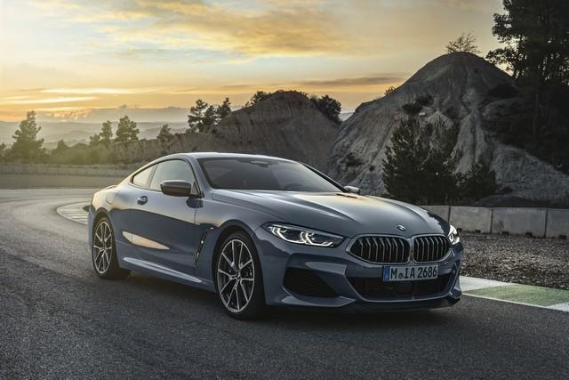 Motori di nuova BMW Serie 8