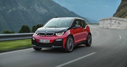 Nuova BMW i3s