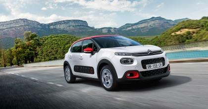 Nuova Citroën C3 2017 linee
