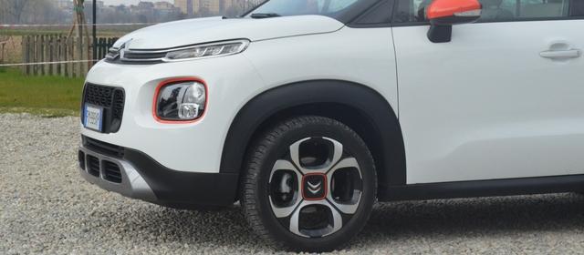 Nuova Citroën C3 Aircross personalizzazione