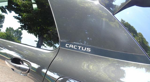 Nuova Citroen C4 Cactus 2018