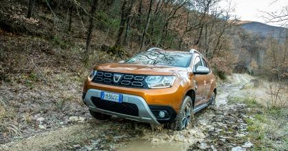 I nuovi motori Renault debuttano anche sulla nuova Dacia Duster